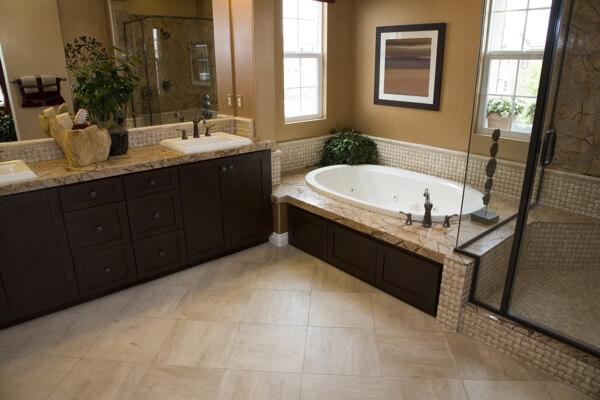 Bathroom Flooring Installation in Sea Bright NJ